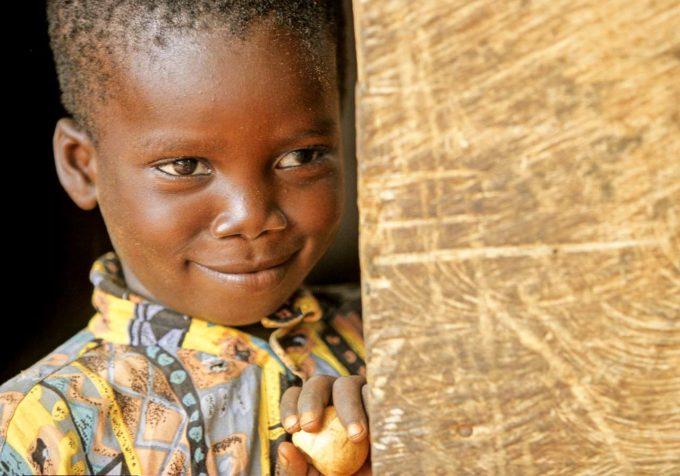 Ghana dziecko