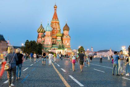 Zaskakujące informacje i ciekawostki o Moskwie