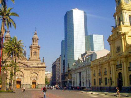 Mało znane informacje i ciekawostki o mieście Santiago w Chile