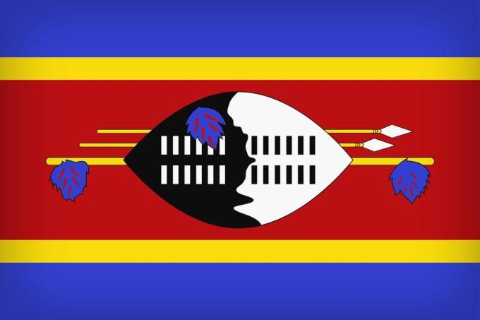 flaga Eswatini