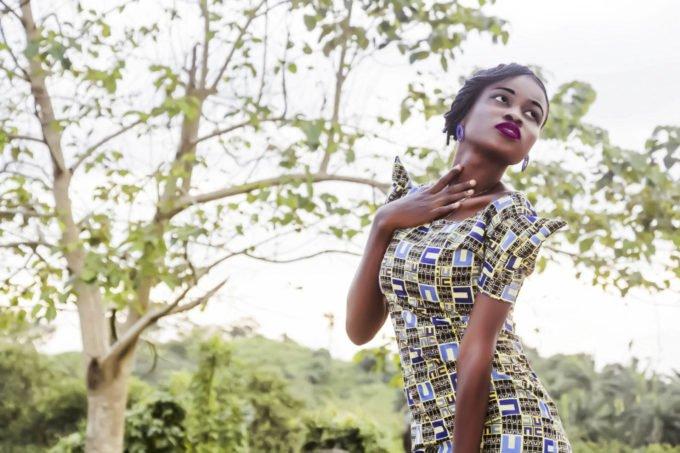 Африка | Африканская красавица