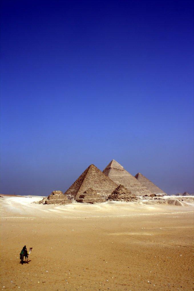 Африка | Пирамиды Египта