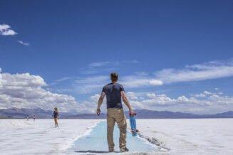 Ciekawostki i zdjęcia z Chile zrobione w idealnym momencie