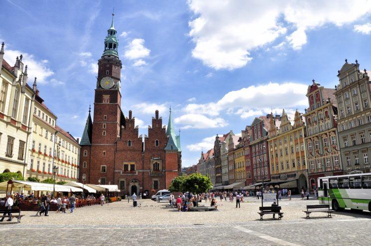 Zaczarowana stolica Dolnego Śląska