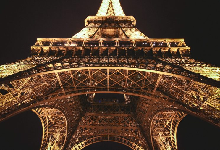 Wieża Eiffla, Katedra Notre Dame i Moulin Rouge