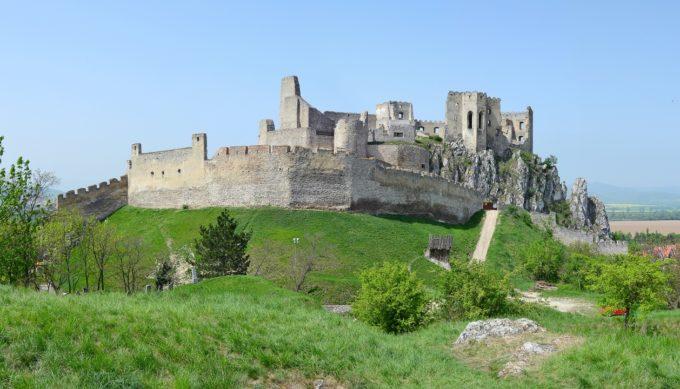 Ruiny zamku Devin