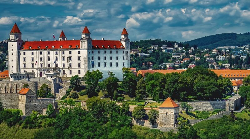 Co warto zobaczyć w Bratysławie w jeden dzień - Najlep