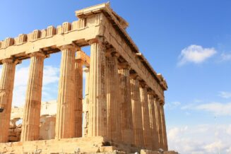 Co warto zobaczyć w Atenach w jeden dzień lub weekend