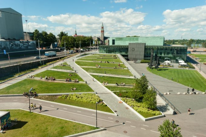 Co warto zobaczyć w Helsinkach