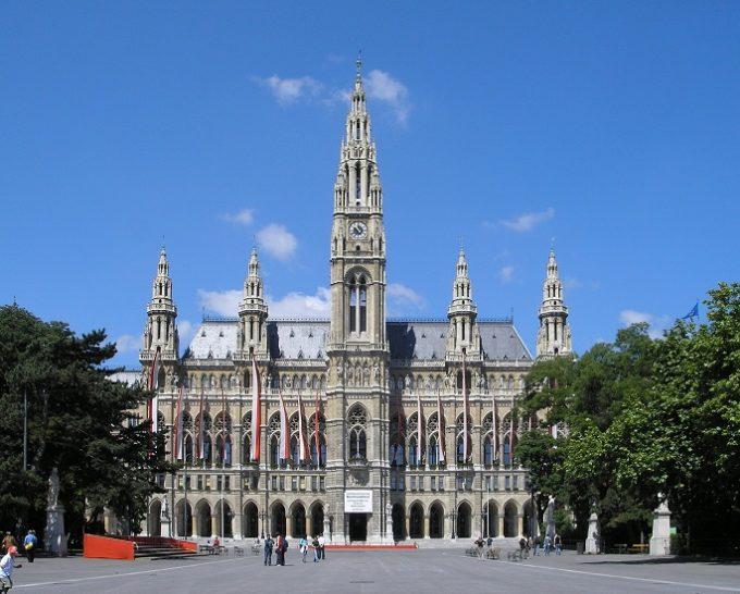 Ratusz w Wiedniu