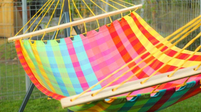 10 powodów dla których warto mieć hamak