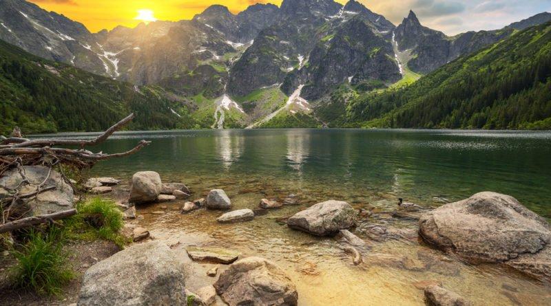 5 powodów, dla których warto zorganizować wakacje w górach