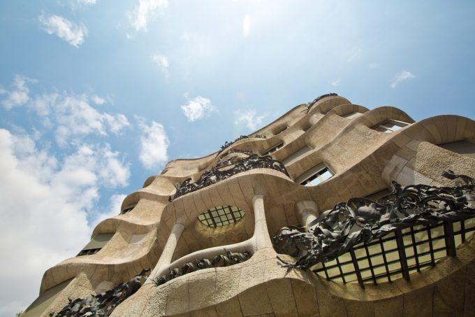 barcelona architektura