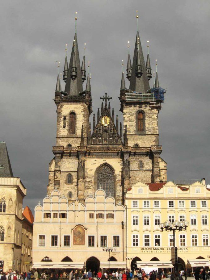 Kościół Matki Bożej przed Tynem