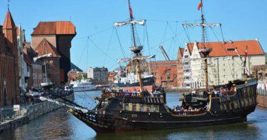 statek Gdańsk