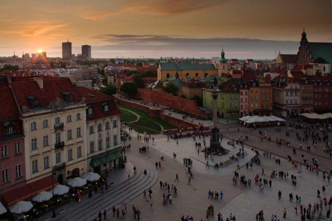warszawa stolica Polski