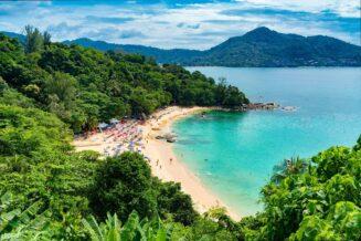 Sekretne plaże w Phuket - Tajlandia