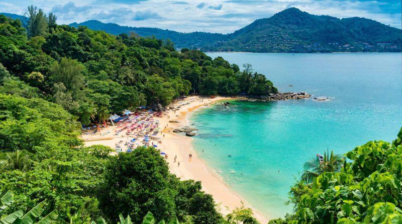Sekretne plaże Phuket Tajlandia