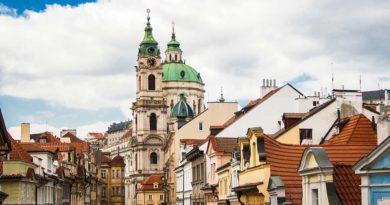 Czechy Ciekawostki Praga