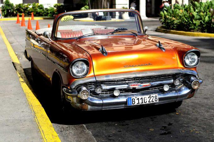 samochód klasyczny