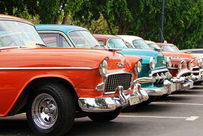 stare samochody