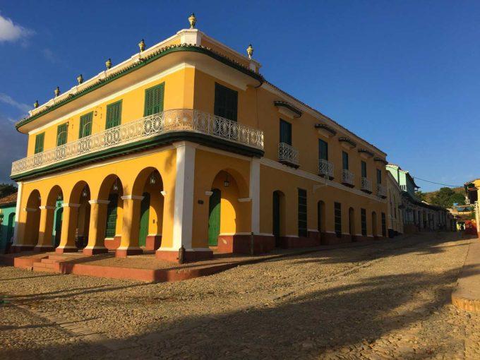 kolonialny dom