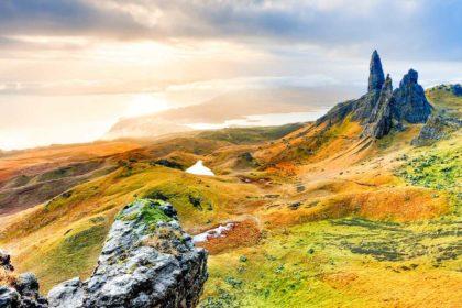 Szkocja - Ciekawostki turystyczne i historyczne