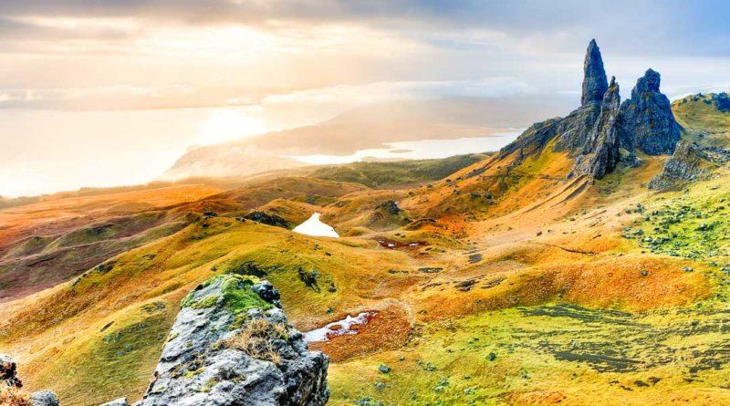 Szkocja ciekawostki turystyczne historyczne