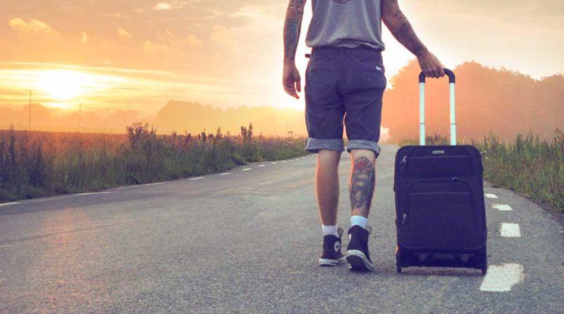 walizka na kółkach