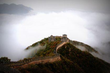 Mur chiński z kosmosu - Fakty i Mity!