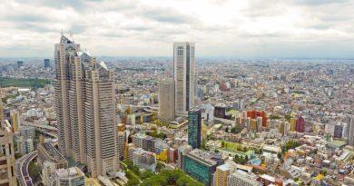Ciekawostki Tokio