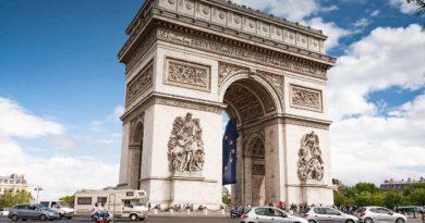 ciekawostki paryż