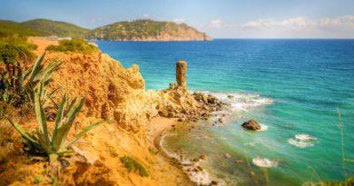 wybrzeże Ibizy