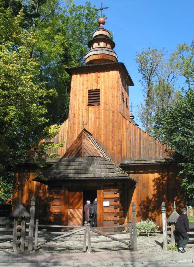 Kościół pw. Matki Boskiej Częstochowskiej i św. Klemensa