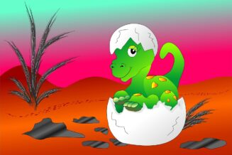 23 ciekawostki o dinozaurach dla dzieci