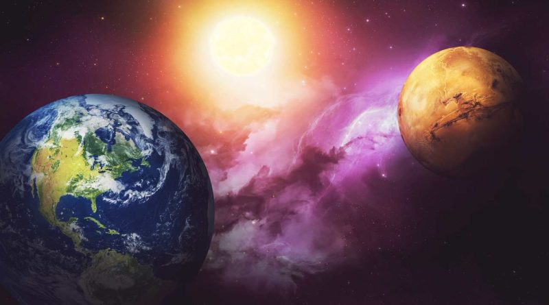 mars i ziemia