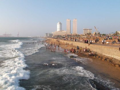 25 faktów o Kolombo, Sri Lanka