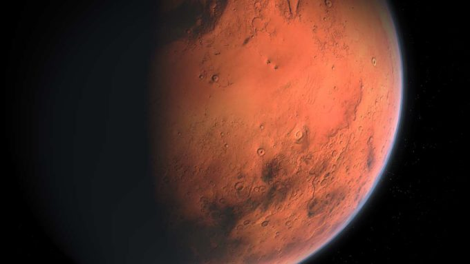 Mars ciekawostki