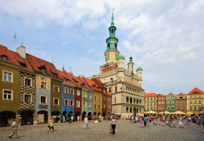 10 zaskakujących ciekawostek o Poznaniu