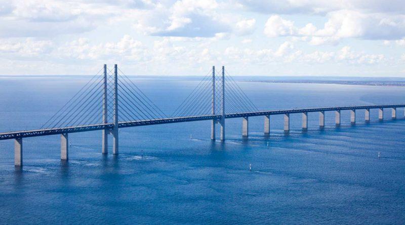 most łączący Szwecję z Danią