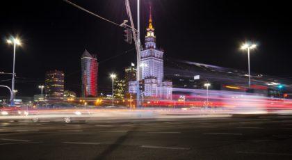Nowoczesny hotel Warszawa