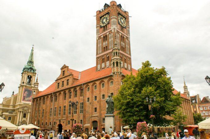 weekend majowy w Toruniu