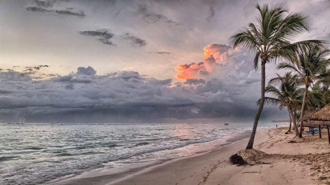Dominikana plaża
