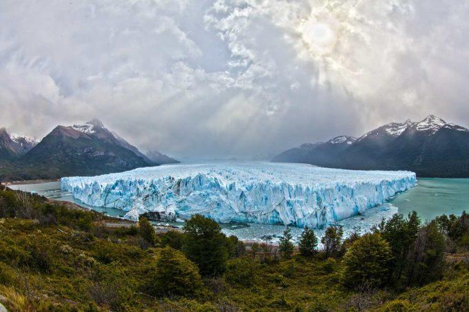 lodowiec Patagonia Argentyna
