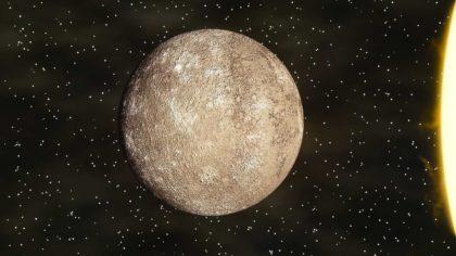Ciekawostki, fakty oraz informacje o Merkurym