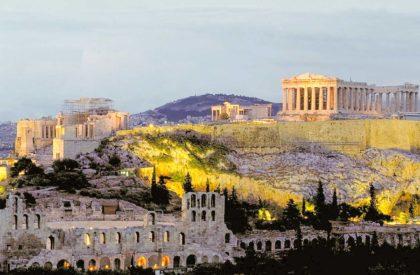 20 interesujących ciekawostek o Akropolu w Atenach