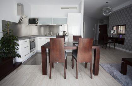 Apartament sposobem na nocleg we Wrocławiu