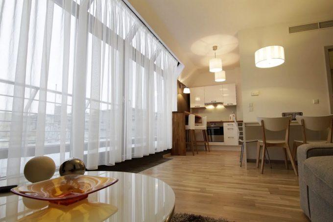 apartament we Wrocławiu Perła