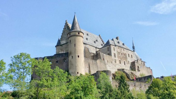 ciekawostki Luksemburg