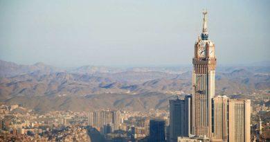 Mekka w Arabii Saudyjskiej